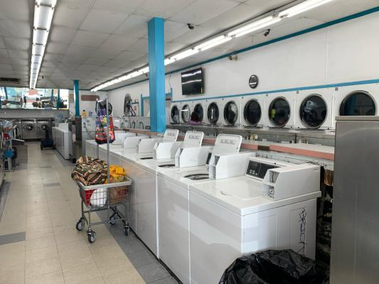 Coin Laundromat - New Equipment, Great Location Company For Sale