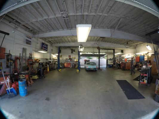 Sierra Madre, LA County Automotive Service Center- Profitable, Clean Books Business For Sale