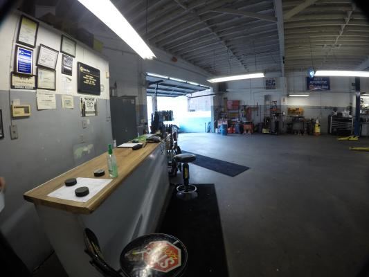 Sierra Madre, LA County Automotive Service Center- Profitable, Clean Books Companies For Sale