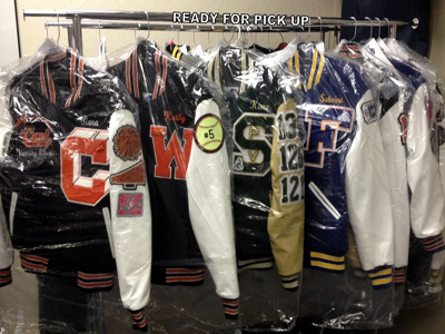 SF Bay Area - Alameda County Niche Custom Embroidery, Letter Jacket Shop Business For Sale