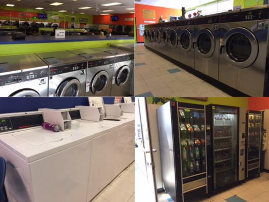 Los Angeles Area Coin Laundromat - New Lease Available Business For Sale
