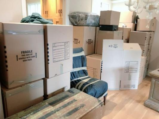Moving And Storage Company - High Repeat Clients Business For Sale