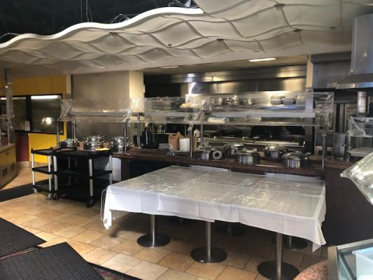 Restaurant, Bar, Banquet, Commercial Kitchen Company For Sale
