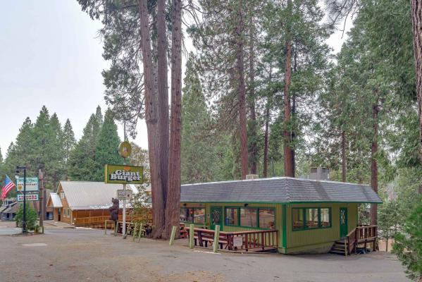 Selling A Arnold, Calaveras County Giant Burger Restaurant With Real Estate