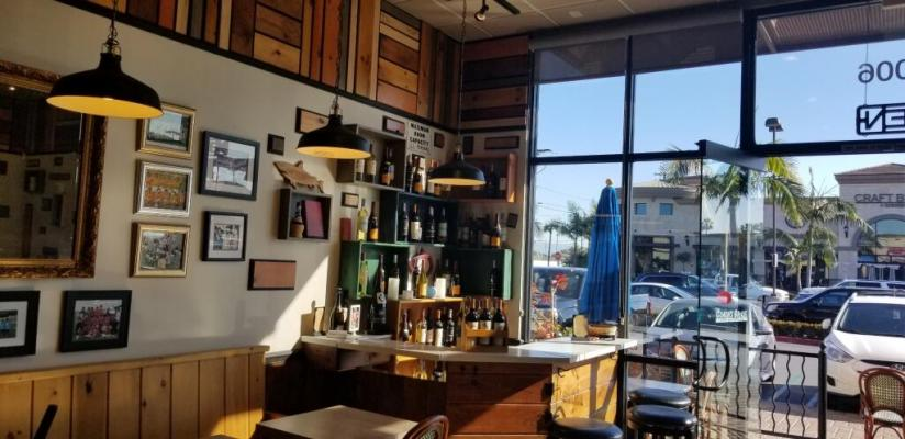 Huntington Beach Restaurant And Liquor License For Sale