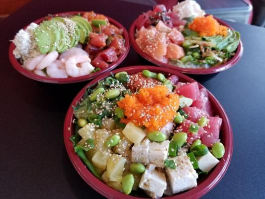 Inland Empire Area Poke Boba Teas Shop - Profitable, Busy Area For Sale