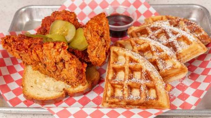 Los Angeles County Chicken, Sandwich, Fries, Ice Cream Shop Business For Sale