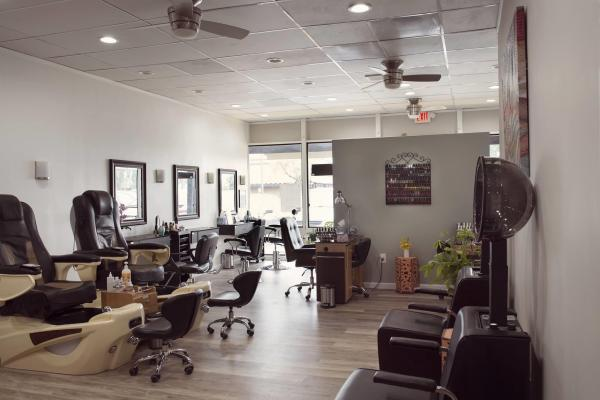 Fremont, Alameda County Beauty Salon - 6 Stations, Manicures, Pedicures Business For Sale