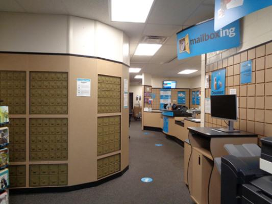 Buy, Sell A The UPS Store Franchise - Newer Store Business