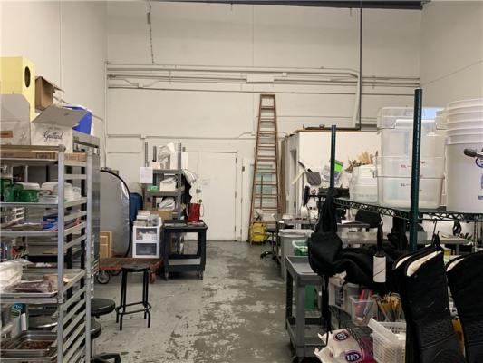 San Francisco Commercial Kitchen - Fully Equipped, Great Area Business For Sale